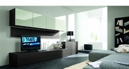 VIG Furniture VGSMASTEP23 Contemporary Entertainment Center SMA STEP 23