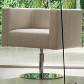 VIG Furniture VGSMFLY-CH Fly - Modern Fabric Armchair