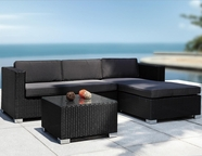 VIG Furniture VGSN-760376 Coiba - Modern Sectional Sofa and Coffee Table