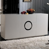 VIG Furniture VGUNAA615-150-2C Armani Modern Crocodile Buffet AA615-150
