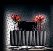 VIG Furniture VGUNAA622-200 AA622-200 - Black Buffet