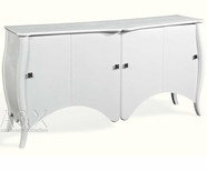 VIG Furniture VGUNAC639-180 Transitional White Buffet - AC639-180
