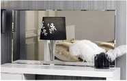 VIG Furniture VGUNAW412-110 AW412-110 - Transitional Chrome Framed Mirror
