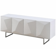 VIG Furniture VGVCG1108-WHT G1108 - Modern White Buffet