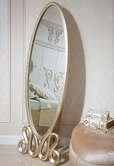VIG Furniture VGWC19PA001 Ravenna - Transitional Gold Mirror