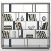 VIG Furniture VGWCGAA140 Modern Grey Lacquer Room Divider