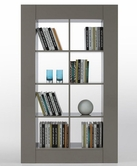 VIG Furniture VGWCGAA141 Modern Grey Lacquer Room Divider