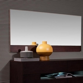 VIG Furniture VGWCGACG05M-2 Cg05 - Modern Bedroom Mirror