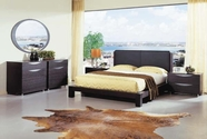 VIG Furniture VGWCLINDA Linda Contemporary Platform Bedroom Set