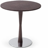 VIG Furniture VGWCM501T M501T - Modern Oak Brown Side Table
