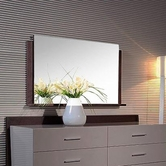 VIG Furniture VGWCVOLTERRA-M Volterra - Modern Bedroom Mirror