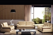 Vig Vgyi2116 Divani Casa 2116-Modern Leather Sofa Set