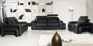 Vig Vgyia32B Divani Casa A32B-Modern Leather Sofa Set