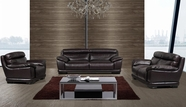 Vig Vgyit300 Divani Casa T300-Modern Leather Sofa Set