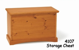 Woodcrest PineRidge Storage Box 4107