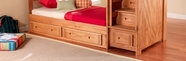 Woodcrest W1300 Woody Creek Under Bed Chest