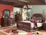 Yuan Tai 1170Q-1176M-1177DR Charlotte Bedroom Set