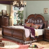 Yuan Tai 1170Q Charlotte Queen Bed