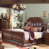 Yuan Tai 1171K Charlotte King Bed