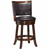 "Yuan Tai 1307-(24"") Swival 24"" Bar Stool"