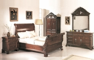 Yuan Tai 1800Q Bailey Queen Bedroom set