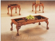 Yuan Tai 3011CE-SET(3) Welsh 3 Pcs Occasional, Oak