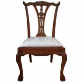 Yuan Tai 3256S Chippendale Side Chair