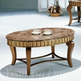 Yuan Tai 3380C Jasmine Cocktail Table