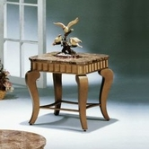 Yuan Tai 3381E Jasmine End Table