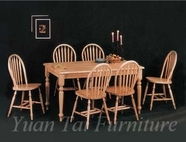 Yuan Tai 3660TN(6912)-4 SET - Natural Table 5 Pc