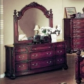 Yuan Tai 4056M/4057DR Richmond Mirror & Dresser