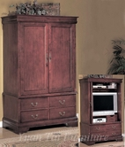 Yuan Tai 4704TV Louis Phillipe TV Armoire