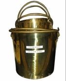 Yuan Tai 6507 Solid Brass 4 Pcs Bucket Set(#6504)
