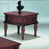 Yuan Tai 7158E Georgetown End Table