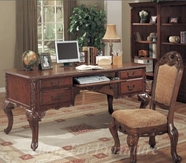 Yuan Tai 7180T(C)-2 SET - Autumn Writing Desk & Chair