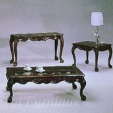 Yuan Tai 8256C-8258E-8259SF Rochester Occassional Table Set