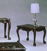 Yuan Tai 8258E Rochester End Table