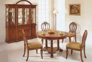 Yuan Tai 8360T-C-4 SET - Glenwood Table 5 Pcs Set