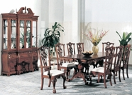 Yuan Tai 8399T-As-8 Set - Aretha Table 9 Pcs Set