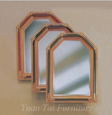Yuan Tai 8424GR Antique Green Mirror