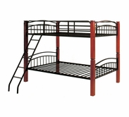 Yuan Tai 9088 Brooklyn Twin/Twin Bunkbed
