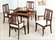 Yuan Tai 9312T(A)-4 SET - Mallory Game Table 5 Pc