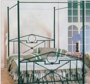 Yuan Tai 9988Q-SET X/O Queen Bed (No Canopy)