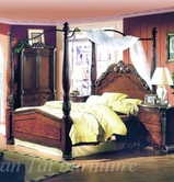 Yuan Tai A6000Q Isabella Maple Queen Bed