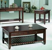 Yuan Tai AB320C-AB321E Abby Cocktail-End-Table occasional Table Set