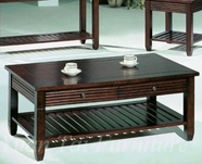 Yuan Tai AB320C Abby Cocktail Table