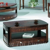 Yuan Tai AB323C Abridge Cocktail Table