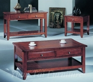 Yuan Tai AB337C-AB338E-AB338E Abora-Cocktail-End-Sofa-Table-Set