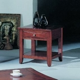 Yuan Tai AB338E Abora End Table