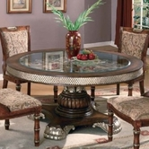 Yuan Tai AD4550T(S)-SET SET - Adrienne Round Table 5 Pc